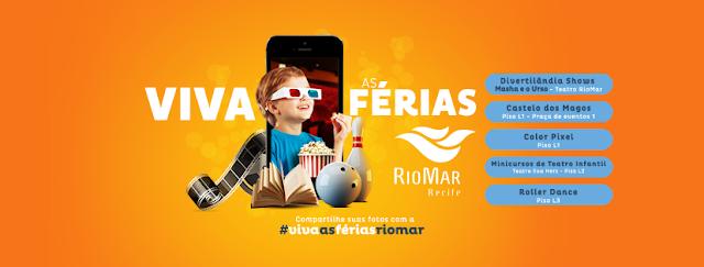 Viva as Férias RioMar