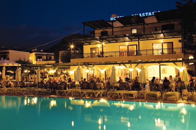 Anastasia Hotel, Creta