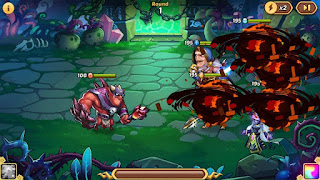 Idle Heroes v1.14.0 Apk Mod for Android