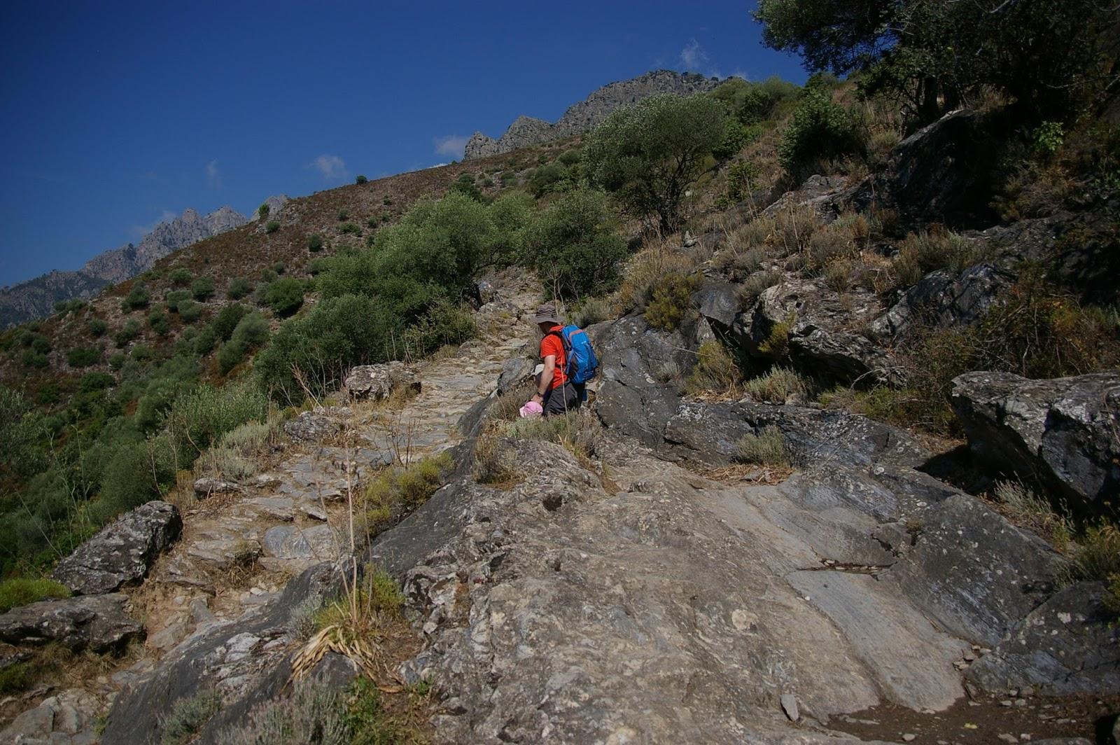 Korsyka na szlaku z dziećmi