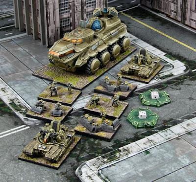 Terran Command Helix