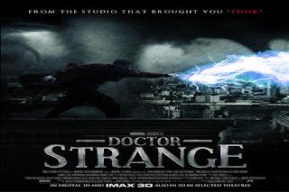 Sinopsis Doctor Strange (2016)