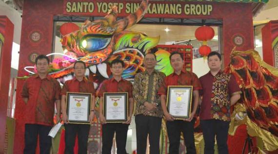 Lampion-Naga-Santo-Yosep-Group