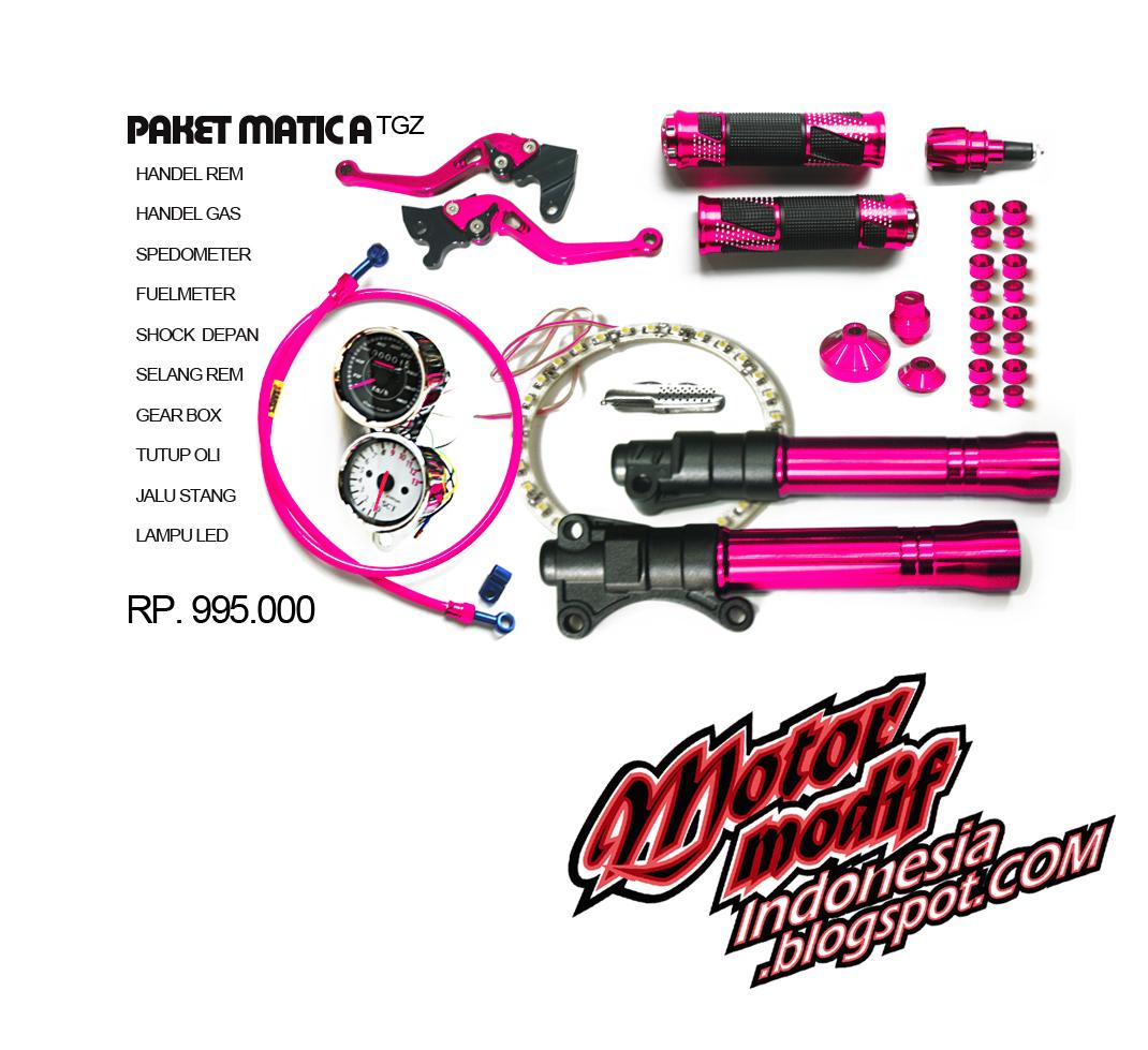 Untuk Semua Motor Matic Honda Vario Honda Beat Yamaha Mio Honda