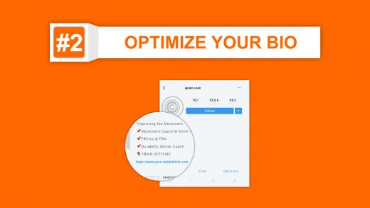 optimize your bio