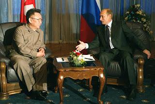 COREA del NORTE, un país enorme parque temático del estalinismo. Fallece Kim Jong il