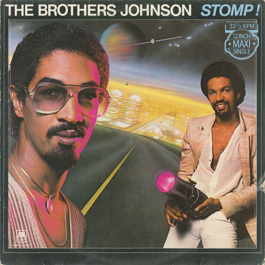 The Brothers Johnson - Stomp (1980) 12''