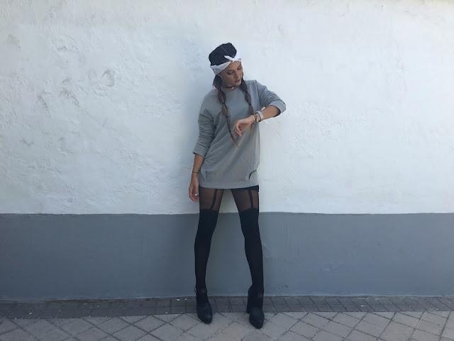 Shana Sudadera Outfit