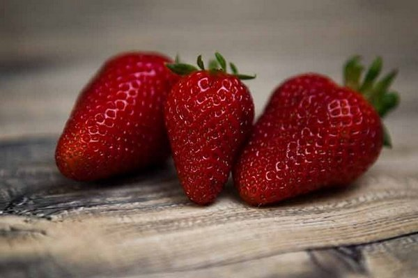 Strawberry Salah Satu Makanan Kaya Antioksidan