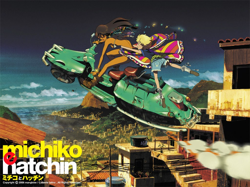 Michiko & Hatchin | 480p | BDRip | Dual Audio