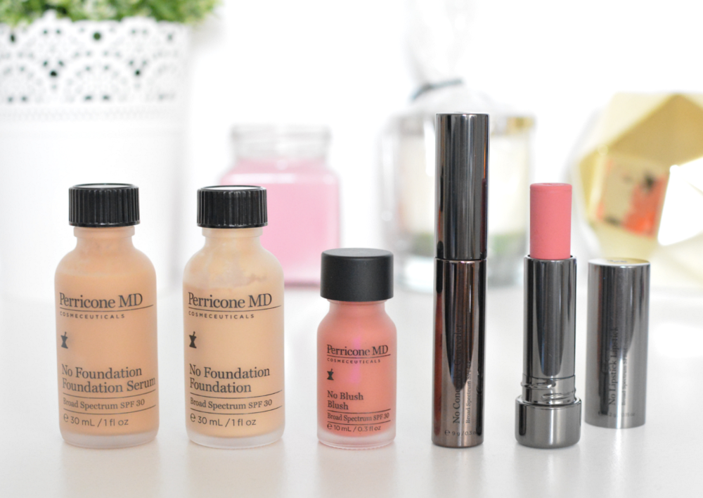 Perricone MD no make up make up, Perricone MD no foundation foundation, Perricone MD no blush blush, Perricone MD no concealer concealer, Perricone MD no lipstick lipstick, Review, Swatches