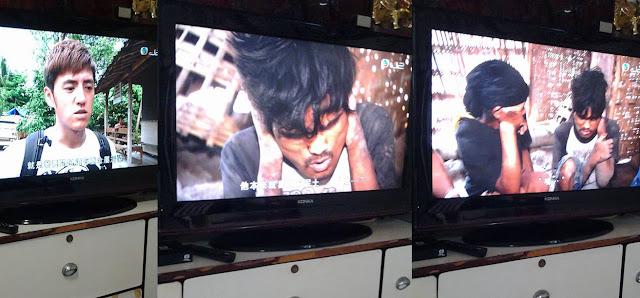 Kampung Idiot di Ponorogo Kembali Di Ulas di TV Hong Kong Hari Ini di Channel J2