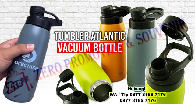 Souvenir Tumbler Atlantic Vacuum Bottle - Grosir Tumbler Promosi