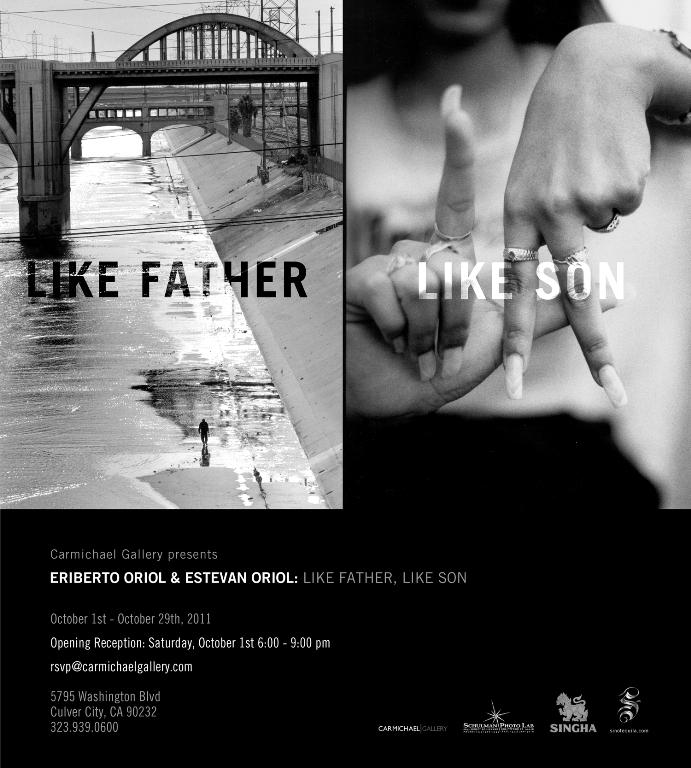 Tattoo Of The Tattoos: LIKE FATHER LIKE SON
