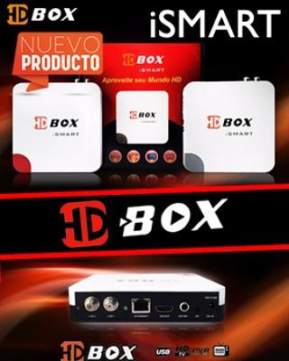 HDBOX i SMART NOVA ATUALIZAÇÃO V2.0 - 20/07/2017