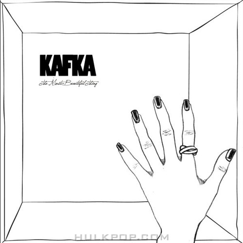 K.AFKA – The Most Beautiful Thing – EP
