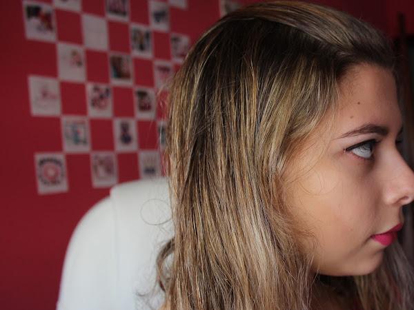 Penteado - Trança em forma de Tiara