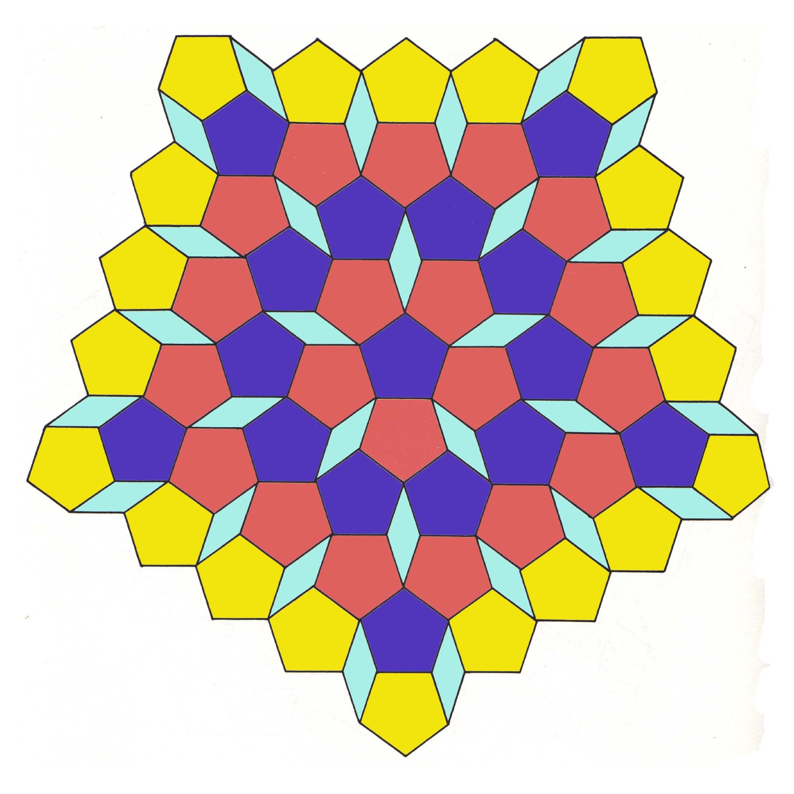 what are tessellations in math