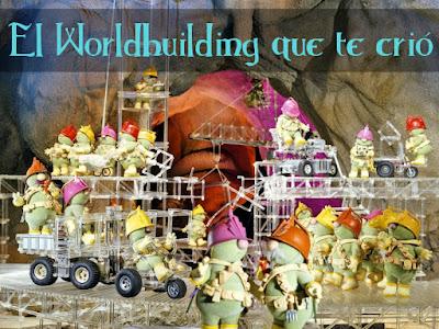 Worldbuilding, crear mundo, literatura, fantasía, hijos, niños