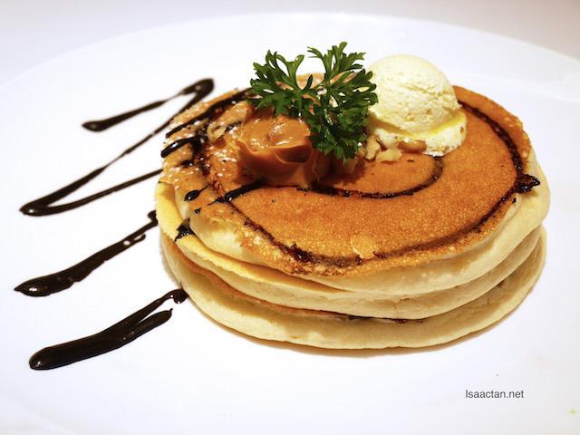 Chocolate Marble Pancake -RM 15.45 (2 pcs) RM 17.70 (3 pcs)
