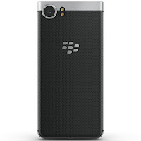 BlackBerry KEYone (rear)
