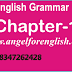 Chapter-1 English Grammar In Gujarati-ABCD