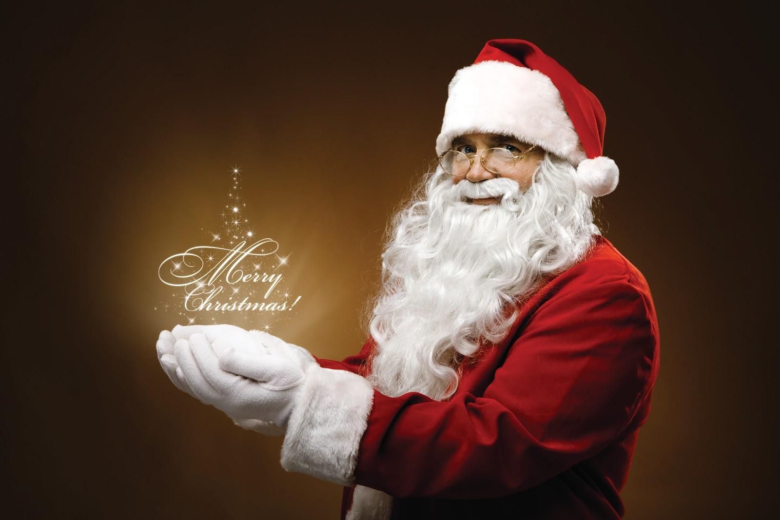 Christmas Santa Claus: Santa Claus Avatars