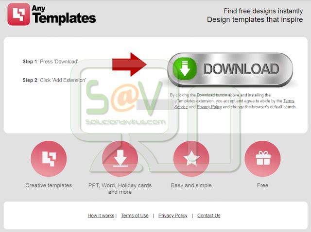 AnyTemplate Design Default Search (Hijacker)