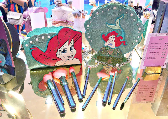 Spectrum Brushes Launch 'The Little Mermaid' Collection