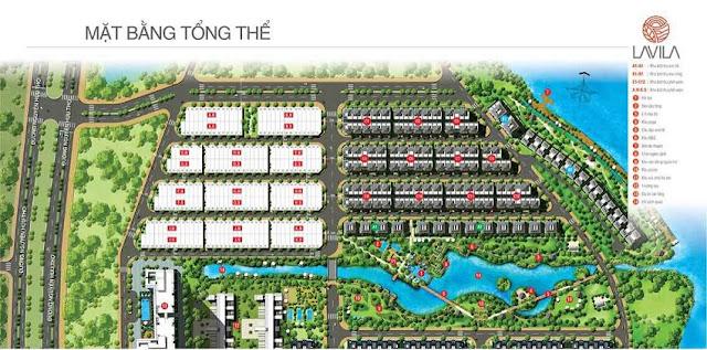 Kiến Á đầu tư bài bản và chuyên nghiệp các tiện ích và cảnh quan dự án Lavila.