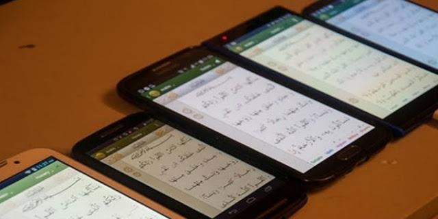 Aplikasi Al Qur'an Digital Milik Kemenag Akan Segera Rilis, Ini Tanggal Pastinya