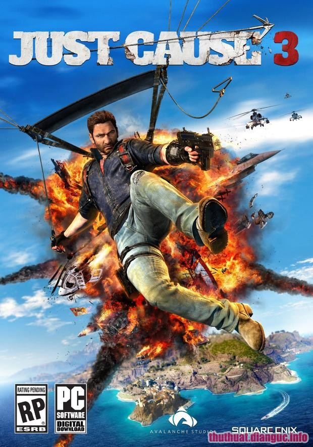Download game Just Cause 3 XL – Full Unlocked 1 link duy nhất