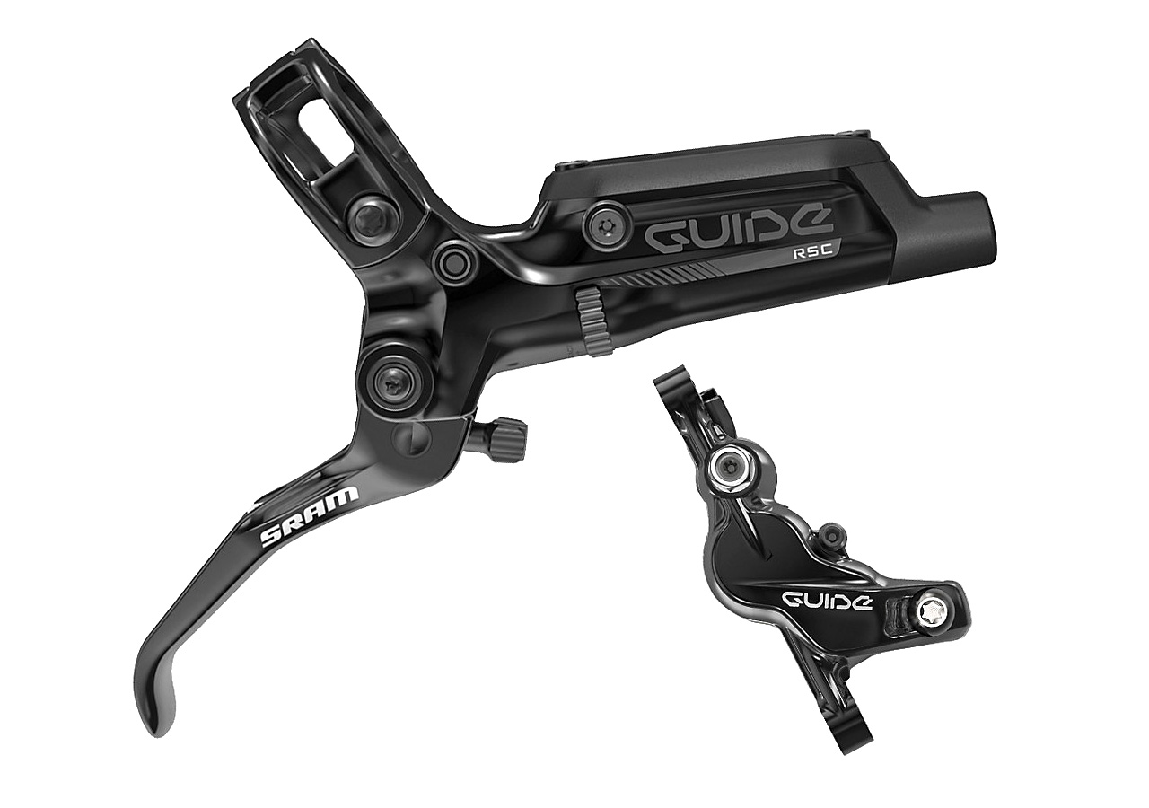 Sram Guide Rsc Brake Review Disc Pad Avid X0 Trail R Rs Having First Bolted Up Our Test Set Of Brakes Back In August Weve Had Plenty Dirt Miles To See Whether The Time And Energy That