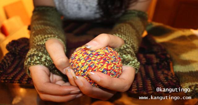 kangutingo, fulares, tejidos, crochet