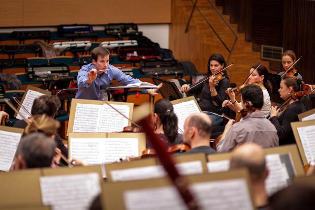 Kulenović i Beogradska filharmonija