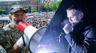 почему армянская «бархатная» революция невозможна в России