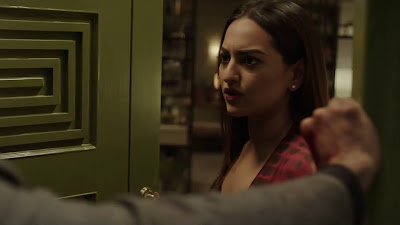 Ittefaq Movie Actress Sonakshi Sinhaa HD Wallpaper