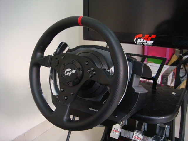 CGR] Champion Gaming Rig: CGR + Thrustmaster T500 RS