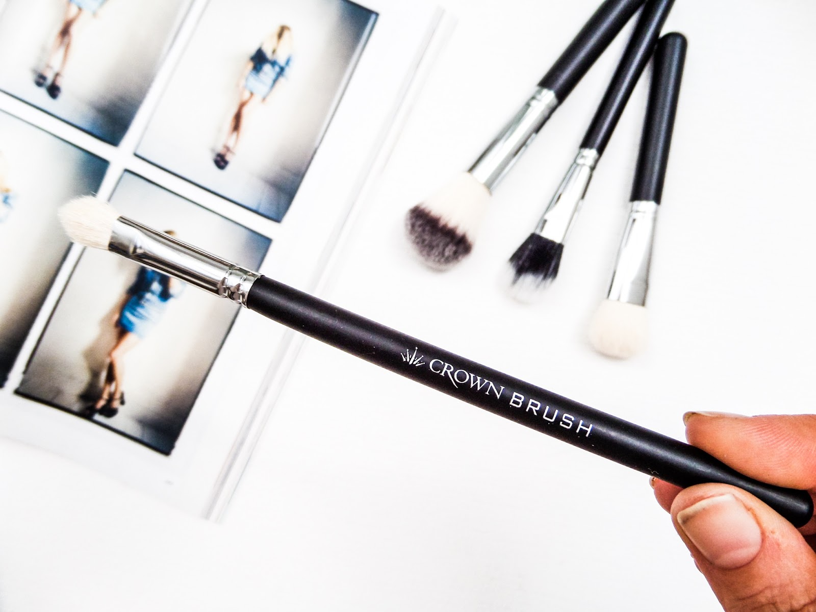 The Crownbrush Haul and review