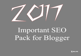 Important SEO Pack for Blogger