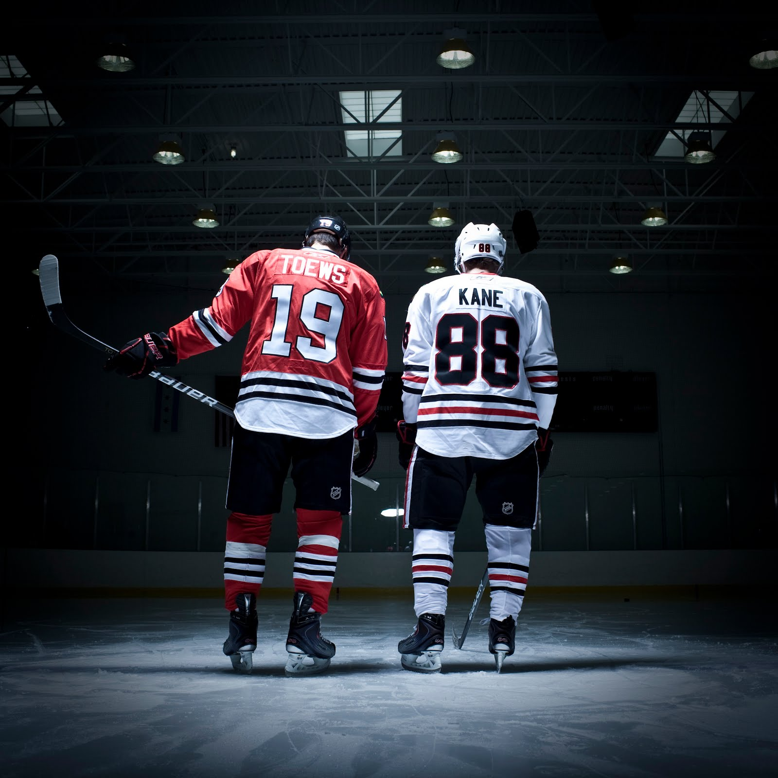 Chicago Blackhawks Wallpaper Iphone 6 Patrick Molnar Chicago Toews And Kane For Bauer Hockey