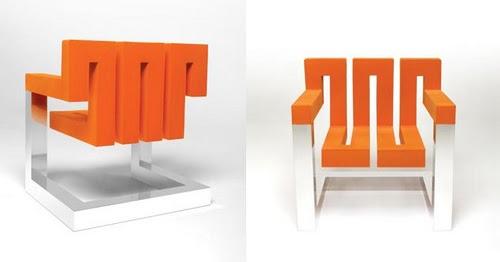Design Stack Unique Modern Chairs