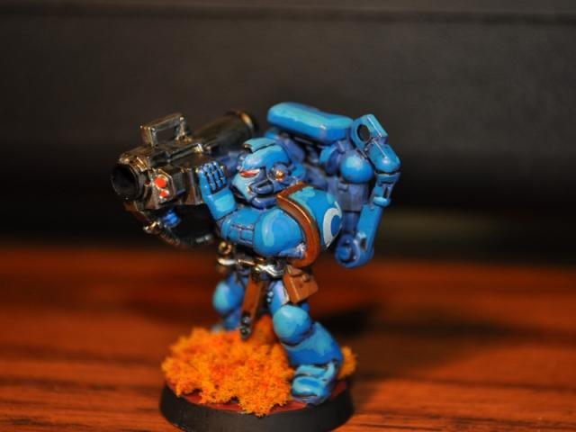 Space Marines painted by TEMBER photo