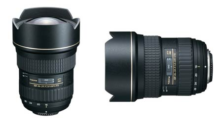 Tokina AT-X 16-28mm f/2.8 PRO FX canon dslr lens