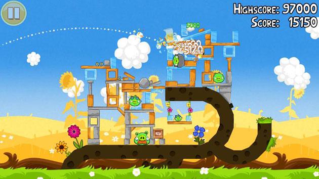 Angry Birds Seasons Game Free