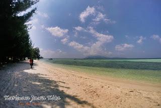 Lokasi Pantai Karimunjawa