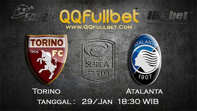PREDIKSIBOLA - Prediksi Taruhan Bola Torino vs Atalanta 29 Januari 2017 (Serie A Italia)