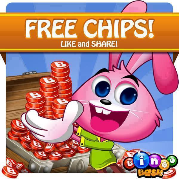 Bingo Bash: Collect Free Chips & Bonus on Mobile