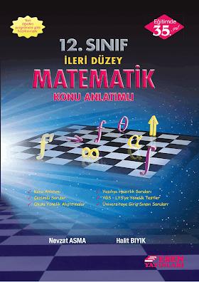 Esen 12. Sınıf İleri Düzey Matematik Konu Anlatımı PDF indir