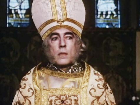 El archideán (Peter Cook) en La princesa prometida - Cine de Escritor